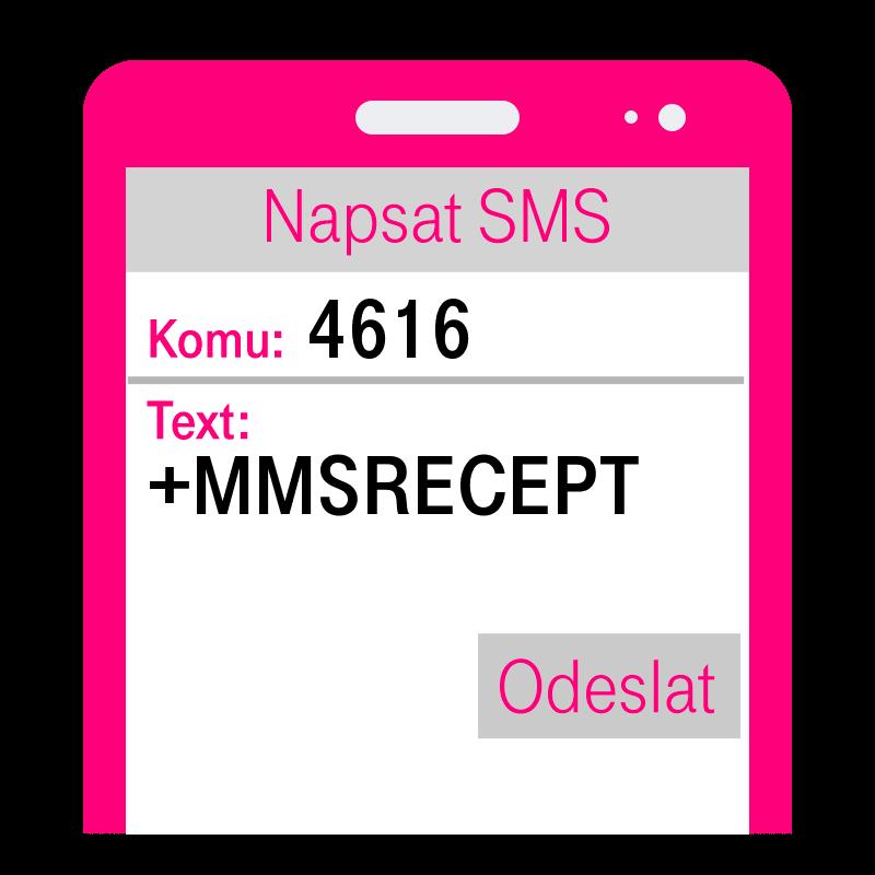 +MMSRECEPT